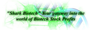 Shark Biotech - Your gatewat into the world of Biotech Stock Profits